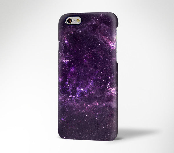 Fantasy Purple Nebula iPhone 6s / 6s Plus Case, iPhone 5s / 5c Case, Galaxy S6 / Edge Plus Case 170