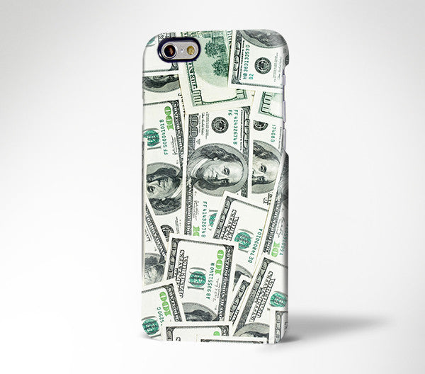 Dollar Bills iPhone 6s / 6s Plus Case, iPhone 5s / 5c Case, Galaxy S6 / Edge Plus Case 171