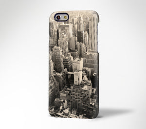 New York City Skyline  s7 Edge Plus Case Galaxy S7 Case Samsung Case s6-186 - Apple iPhone Xs/iPhone Xr case by Retina Designs
