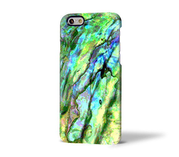 Marble Turquoise Stone  6s Case s7 iPhone XS Max plus Case iPhone 5 Case Galaxy Case 3D s6-194 - Apple iPhone Xs/iPhone Xr case by Retina Designs