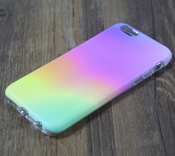 Fantasy Pastel iPhone SE Rainbow Gold Tough Protective iPhone XS Max Case Galaxy S8 plus Case 3D 202 - Apple iPhone Xs/iPhone Xr case by Retina Designs