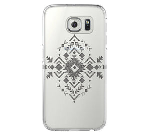 Tribal Symbol Samsung Galaxy s6 case, Galaxy S6 Edge Case, Galaxy S5 Clear Hard case C040 - Apple iPhone Xs/iPhone Xr case by Retina Designs