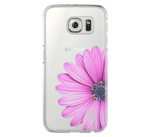 Sunflower Galaxy s6 Case Galaxy S6 Edge Case Galaxy S5 Clear Hard case C146 - Apple iPhone Xs/iPhone Xr case by Retina Designs