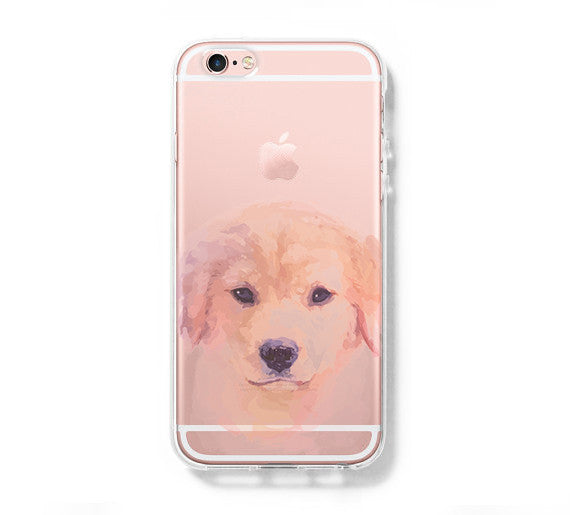 Little Dog iPhone 6 Case iPhone 6s Plus Case Galaxy S6 Edge Clear Hard Case C153