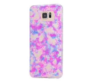 Pastel Abstract Galaxy s6 Case Galaxy S6 Edge Case Galaxy S5 Clear Hard case C156 - Apple iPhone Xs/iPhone Xr case by Retina Designs