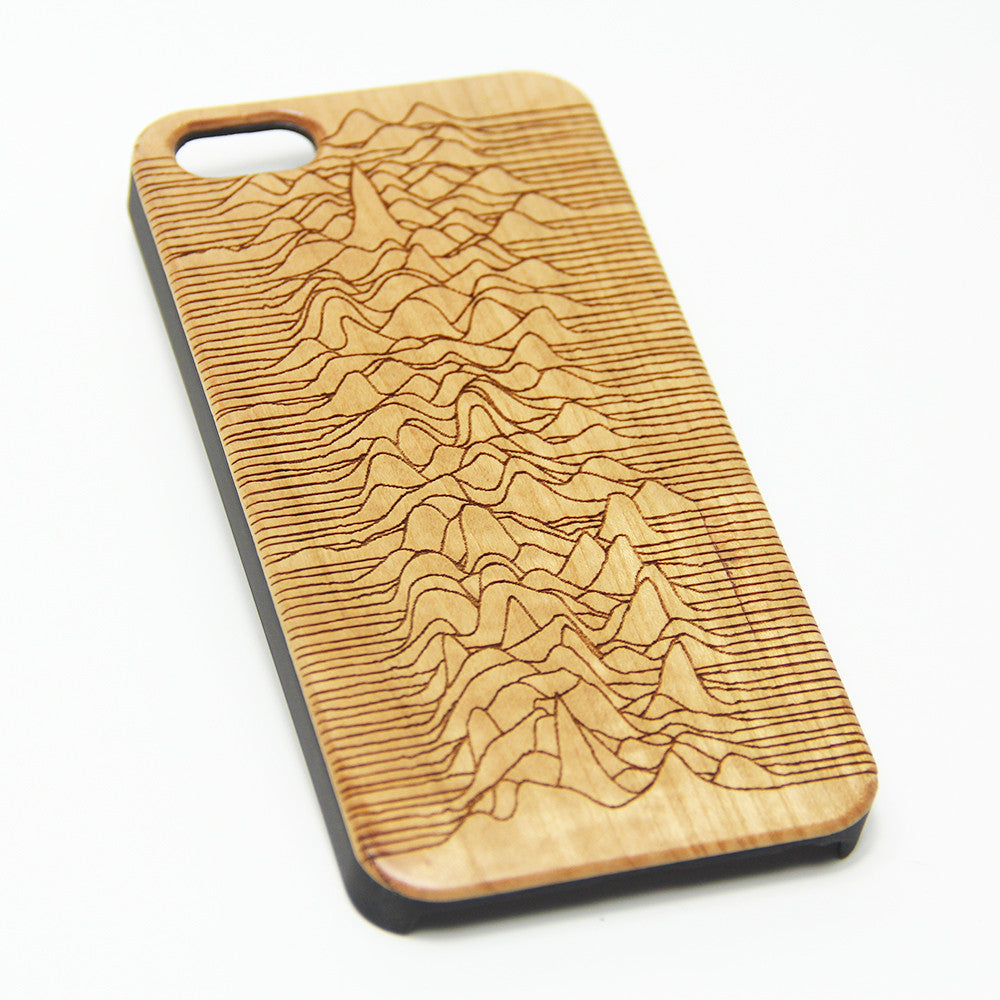 hot sale online e6f43 4e9f9 Joy Division Unknown Pleasures Wood Engraved iPhone 6s Case iPhone 6 Case  iPhone 6s 6 Plus Cover Natural Wooden iPhone 5s 5 Case Samsung Galaxy s7 ...