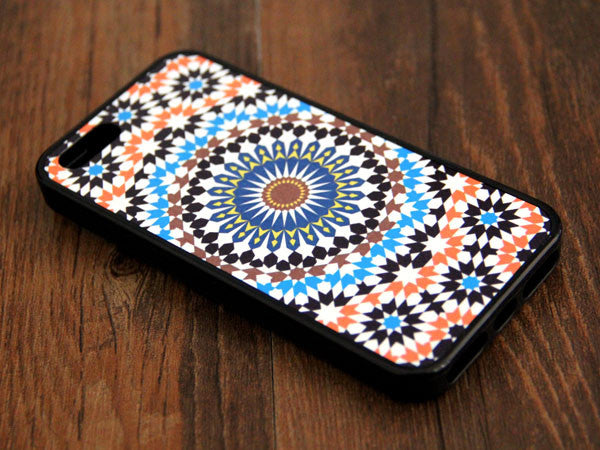 Ethnic Circle Geometric iPhone 6s 6 plus case iPhone 6s rubber case iPhone 5s 5 5c silicone case iPhone 6 Case