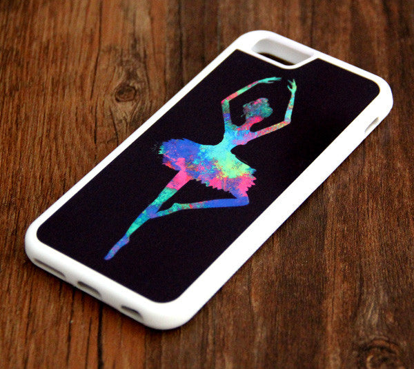 Dancing Ballet Girl  iPhone 6s 6 plus case iPhone 6s rubber case iPhone 5s 5 5c silicone case iPhone 6 Case