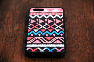 Native American Geometric iPhone 6s 6 plus case iPhone 6s rubber case Aztec iPhone 5s 5 5c silicone case iPhone 6 Case - Apple iPhone Xs/iPhone Xr case by Retina Designs