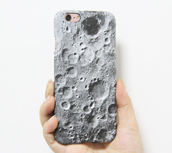 Moon Space Universe  iPhone 6S 6 Case iPhone 6S 6 Plus Protective Cover N0045