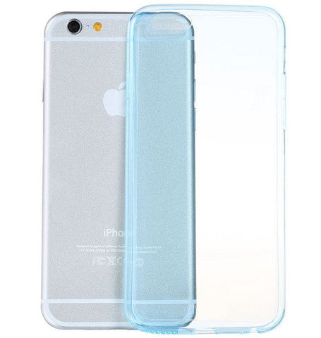 Pastel Color Soft Clear iPhone 6S/6 Case iPhone 6s/6 Plus Case iPhone 5S/5 Case-N0007