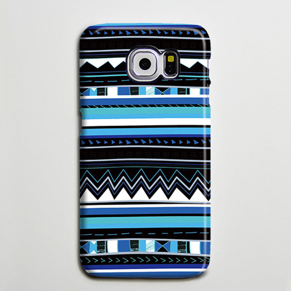 Tribal Geometric Retro Galaxy S8 Plus Case Galaxy S7 Case Samsung Galaxy Note 5  Phone Case s6-033 - Apple iPhone Xs/iPhone Xr case by Retina Designs