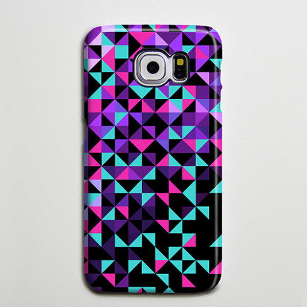 Geometric Galaxy S8 Plus Case Galaxy S7 Case Samsung Galaxy Note 5 Case s6-04 - Apple iPhone Xs/iPhone Xr case by Retina Designs