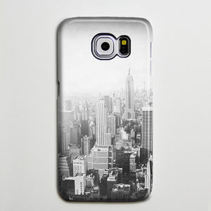 Retro New York City NYC Empire Galaxy S8 Plus Case Galaxy S7 Case Samsung Galaxy Note 5  Phone Case s6-044 - Apple iPhone Xs/iPhone Xr case by Retina Designs