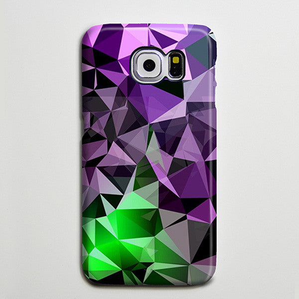 Geometric 3D Illuminated iPhone 6 Case Galaxy s6 Edge Plus Case Galaxy s6 s5 Case Samsung Galaxy Note 5 Case s6-08