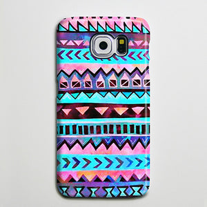 Tribal Aztec Ethnic iPhone XS Max Case Galaxy S8 Plus Case  Case Samsung Galaxy Note 5 Case s6-041 - Retina Designs