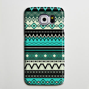 Aztec Pattern Native Samsung Galaxy Edge Case  Case Samsung Galaxy Note 5 Case s6-077 - Apple iPhone Xs/iPhone Xr case by Retina Designs