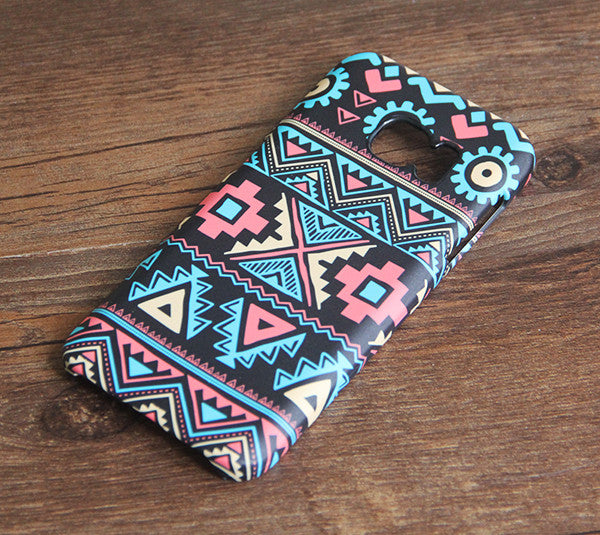 Navajo Geometric Samsung Galaxy S7 Edge S7 Case Galaxy S6 edge+ S5 S4 S3 Samsung Note 5/4/3/2 Cover S7-028