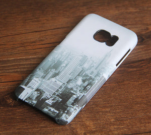 New York Skyline Samsung Galaxy S7 Edge S7 Case Galaxy S8+  S3 Samsung Note 5/3/2 Cover S7-044 - Apple iPhone Xs/iPhone Xr case by Retina Designs