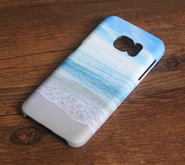 Summer Beach Ocean Samsung Galaxy S7 Edge S7 Case Galaxy S6 edge+ S5 S4 S3 Samsung Note 5/4/3/2 Cover S7-136
