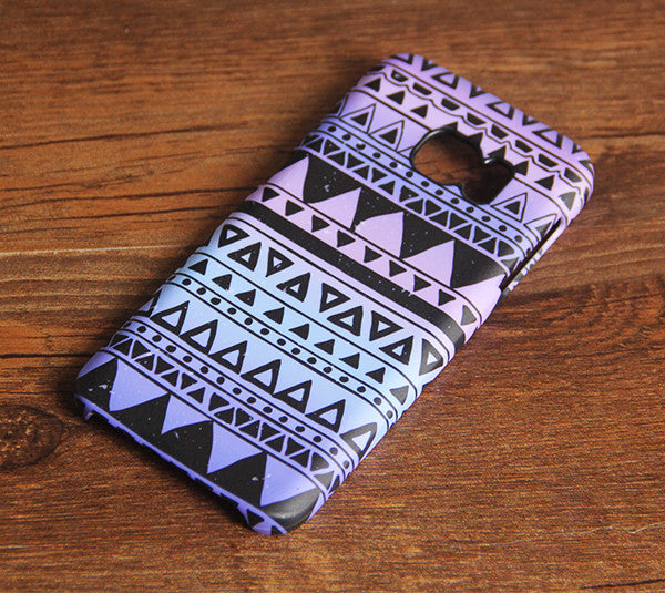 Retro Tribal Print Samsung Galaxy S7 Edge S7 Case Galaxy S8+  S3 Samsung Note 5/3/2 Cover S7-208 - Apple iPhone Xs/iPhone Xr case by Retina Designs
