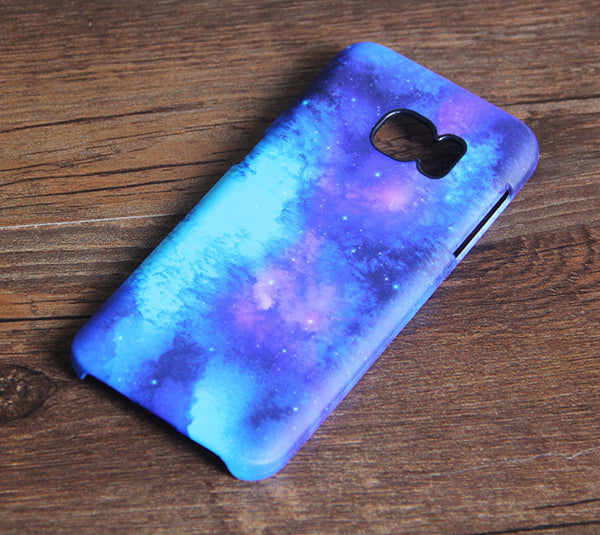 Nebula Galaxy Pastel for iPhone 7 plus iPhone 7 Galaxy s7-211x - Apple iPhone Xs/iPhone Xr case by Retina Designs