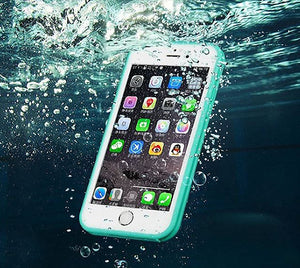 Waterproof Underwater Shockproof Durable Full Sealed  iPhone 6S 6  Plus 5S 5 SE Protective Case SJK-0001-1 - Retina Designs
