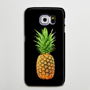 Pineapple Galaxy s7 Edge Plus Case Galaxy S7 Case Samsung Case s6-185 - Apple iPhone Xs/iPhone Xr case by Retina Designs