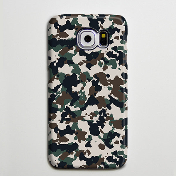 Central Europe Seamless Camo Galaxy S8 SE Case  Case Galaxy S7 Edge Plus Case 192 - Apple iPhone Xs/iPhone Xr case by Retina Designs