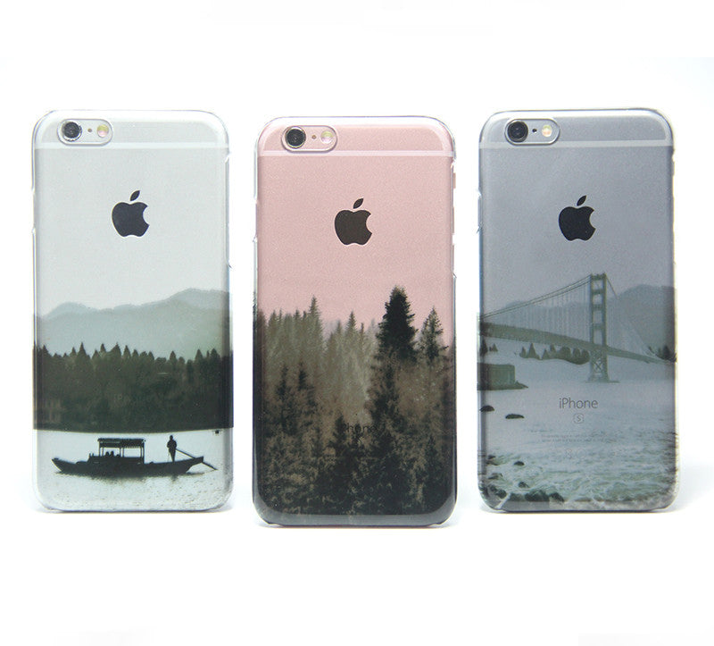 Clear Case iPhone 6 plus Cover