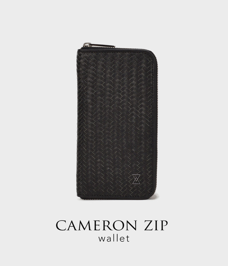 Cameron Zip up Travel Wallet