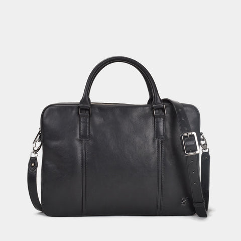 TERRACOMO New York Mens Merlin Commuter Briefcase