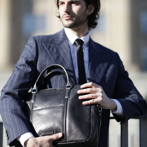 TERRACOMO Mens Merlin Commuter Briefcase