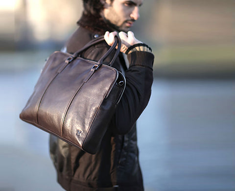 TERRACOMO Mens Gerard Business Bag