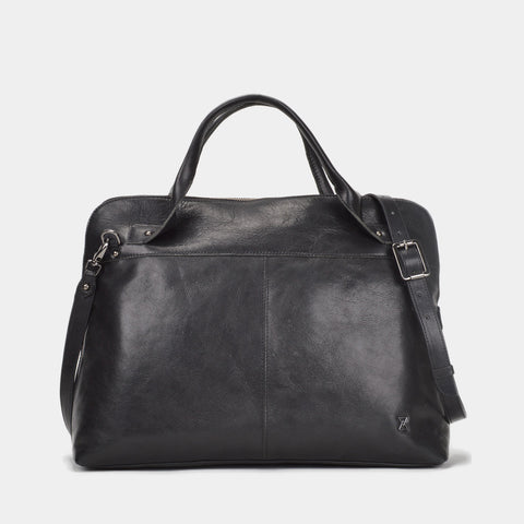 TERRACOMO New York Mens Xavier Satchel Briefcase