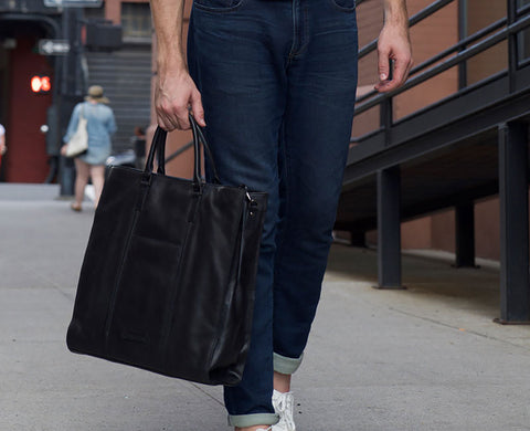 TERRACOMO New York Mens Arthur Tote