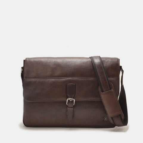 TERRACOMO New York Mens Madison Messenger
