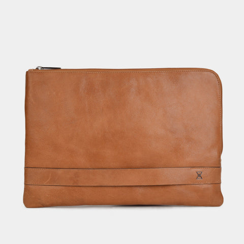 Asher Laptop Sleeve | Golden Oak VT