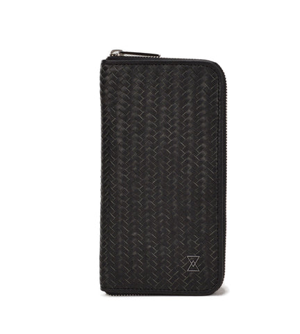 TERRACOMO Mens Cameron Zip Wallet