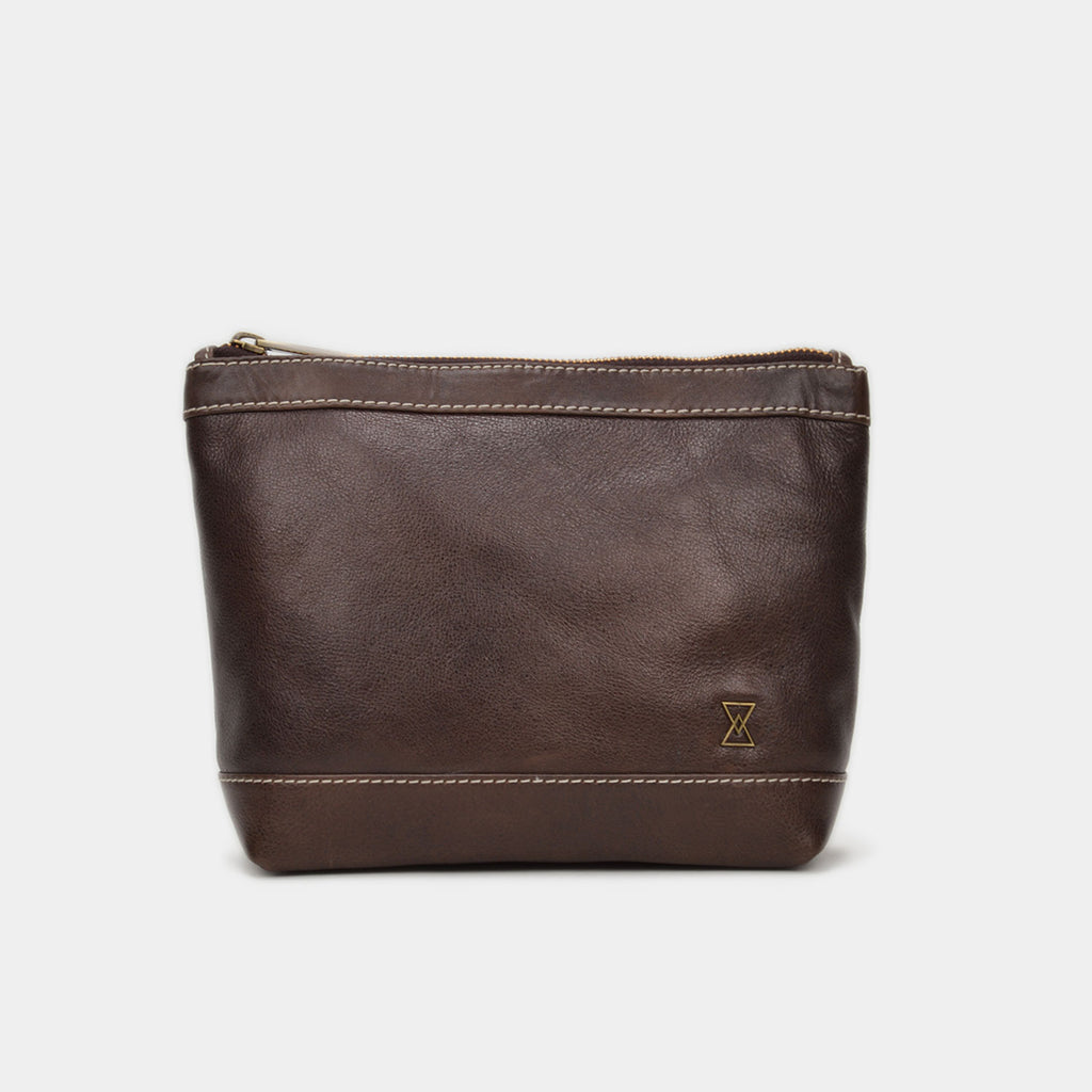 TERRACOMO New York Mens Nathan Travel Pouch