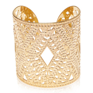 Gold Cuff, Gold Bangle, Gold Jewelry, Gold Bracelet, Cuff Bracelet, Statement Cuff, Greek Cuff, Criss Cross Jewelry