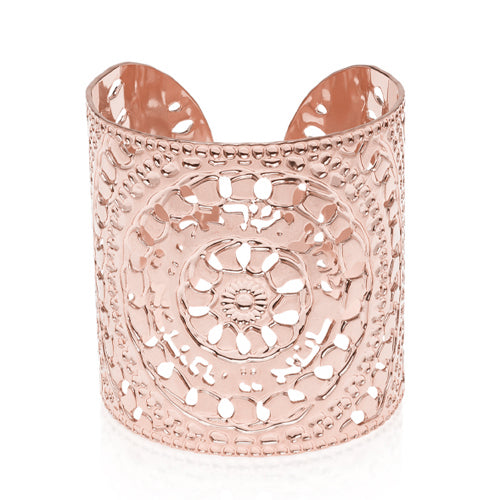 Shma Israel Jewelry, Rose Gold Cuff, Jewish Jewelry, Rose Gold Jewelry, Moroccan Jewelry, Unique Jewish Jewelry, Hebrew Jewelry