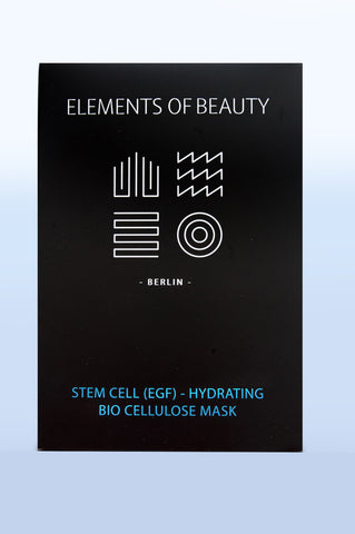 EGF STEM CELL MASKEN - ELEMENTS OF BEAUTY