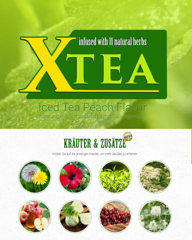 HERBAL DETOX/SLIMMING TEA (45 LITER)