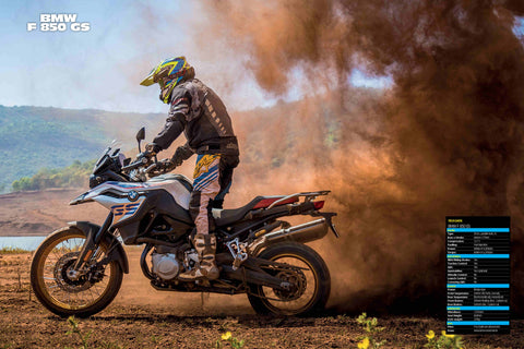 Fast Bikes India-F850GS (Limited Edition) | Poster