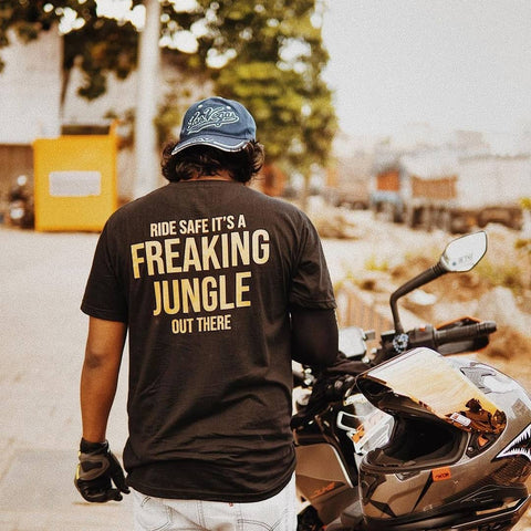 Freaking Jungle-OggyF Official | T-Shirt