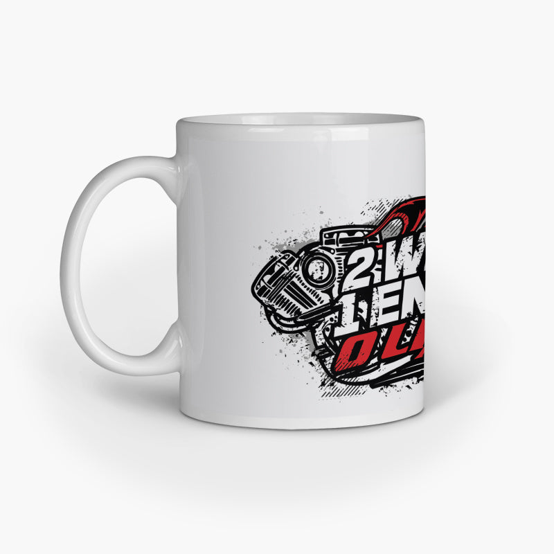 2Wheels 1Engine 0Limits | Coffee Mug