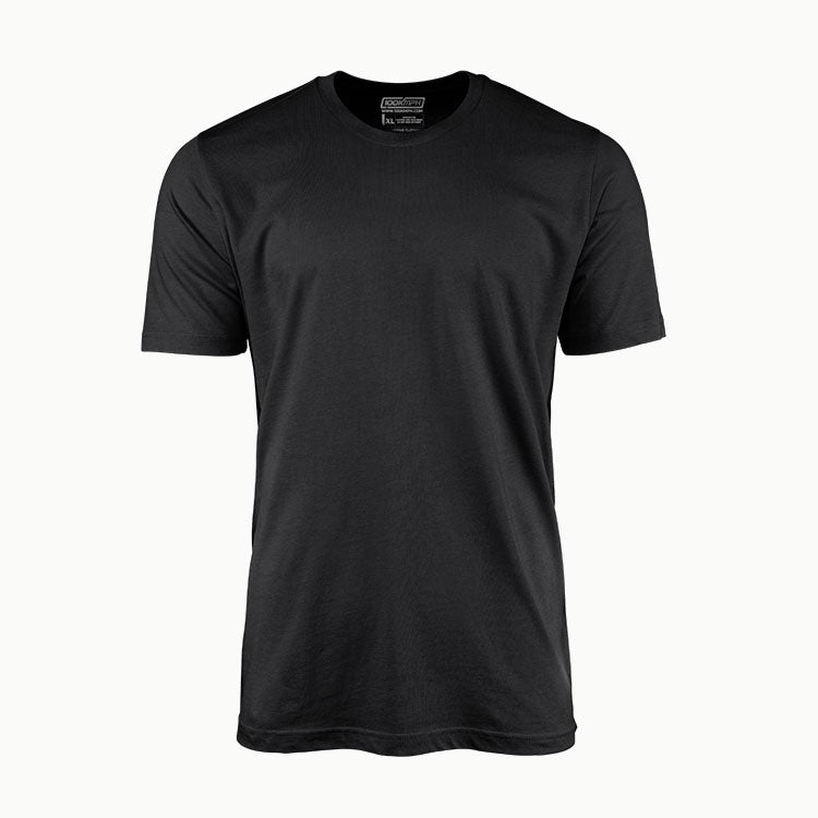 Solid Black | T-Shirt