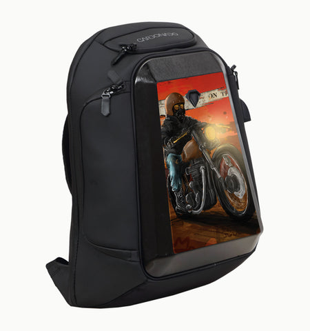 BOBBER | Carbonado-Backpack