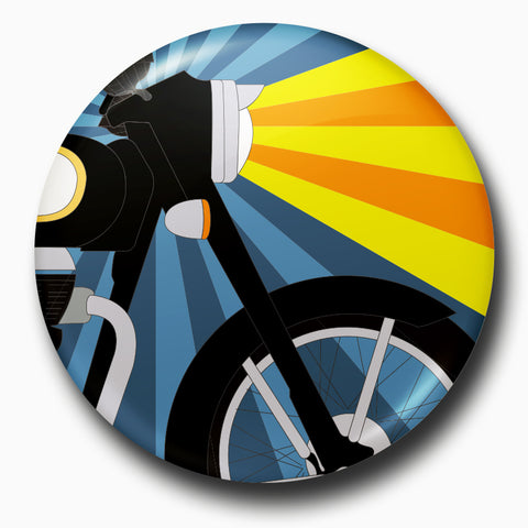 Bike #1 | Badge
